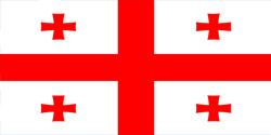Флаг Грузия