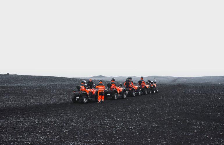 Фото: Самый северный в мире квадротур