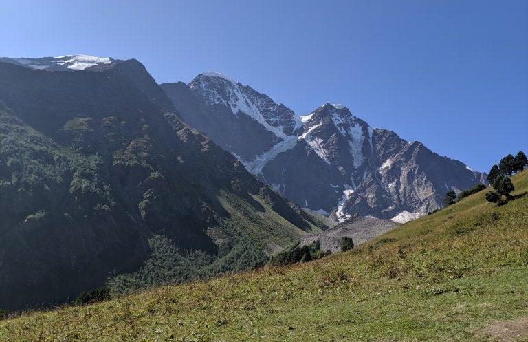 Фото: Восхождение на Эльбрус с юга
