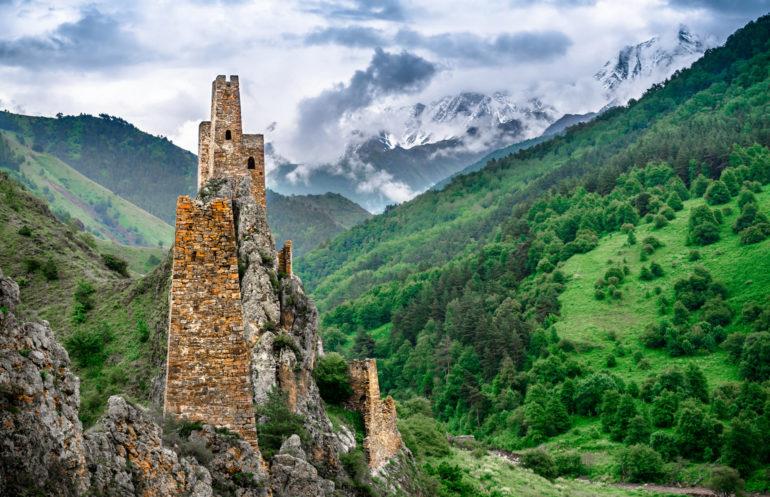 Фото: Средневековая Ингушетия — Джип-тур