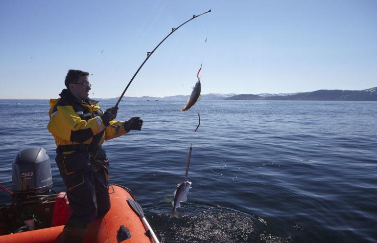 Фото: Рыбалка и отдых на Белом море