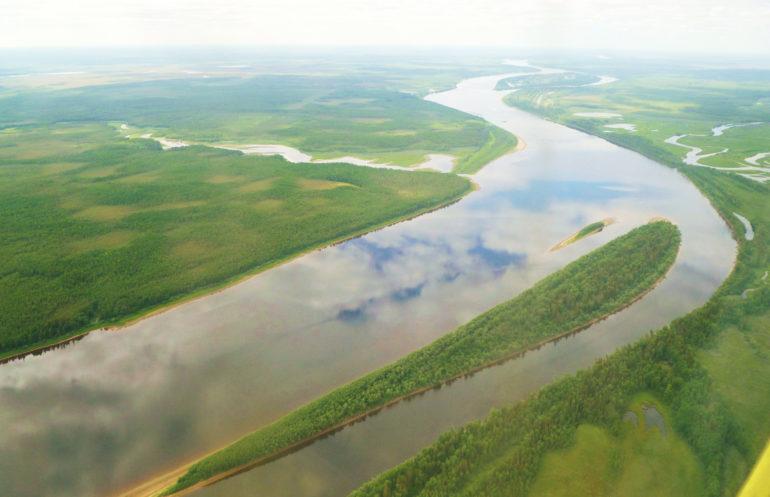 Фото: Вертолетная экспедиция на Приполярный Урал