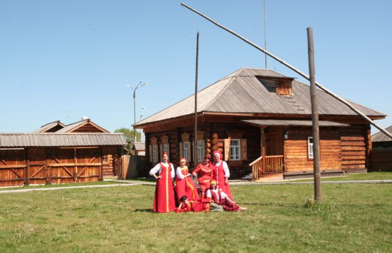 Фото: Великое Саянское кольцо — Этнотур в Сибирь