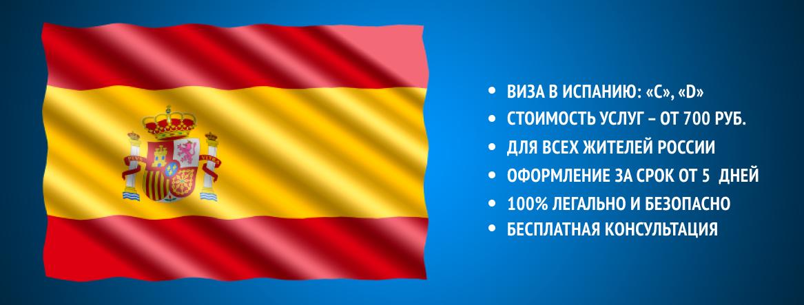 Получть визу в Испанию