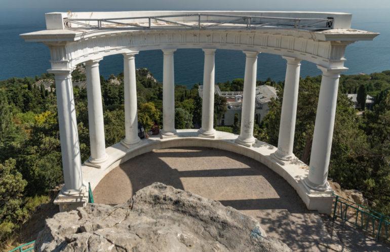 Фото: На южном берегу Крыма