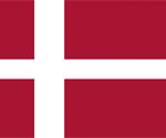 Флаг Дания